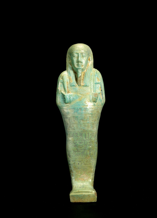 Egyptian Faience Ushabti  X0353a For Sale  Antiquescom  Classifieds