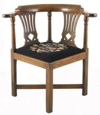 Late 18th / Early 19th C English Chippendale Nice Small ...