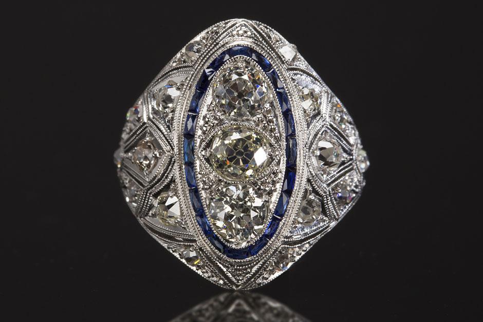 Loose Natural Mined Round Old European Mine Cut White Diamond Diamonds
