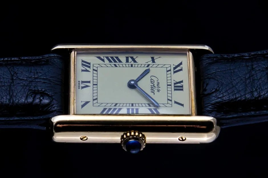 4bb2fb1de6a Vintage Must de Cartier Watches - The Perfect Starter Luxury Wristwatch