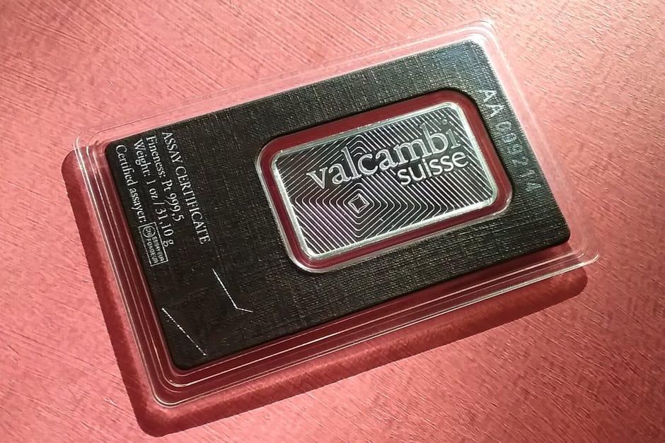Rare Vintage 10 oz .999 Silver Bar California Crown Mint Lot 73181