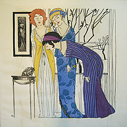 Paul Poiret: Furnishing the Fashion Industry by Laura Layfer