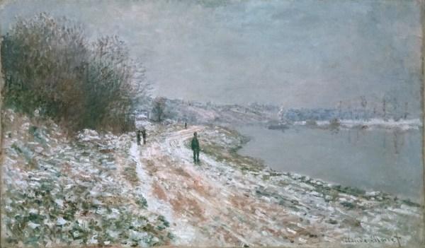 Albright-knox Opens Show Exploring Monet & Impressionist