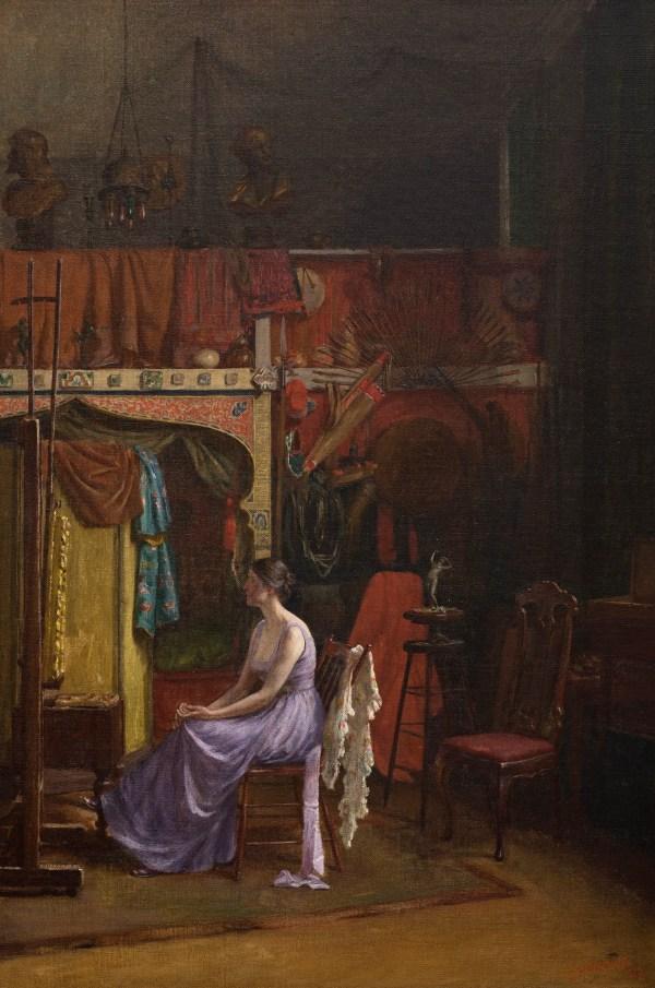 Paintings by Joseph Henry Sharp