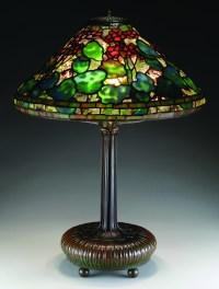 Tiffany Lamps, Art Glass, Jewelry, Drive $2.5 Million Sale ...
