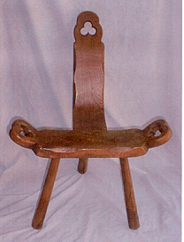 old fashioned birthing chairs cheap chair covers ebay alex peck medical collecting alerts p 1 mis id jpg 61564 bytes