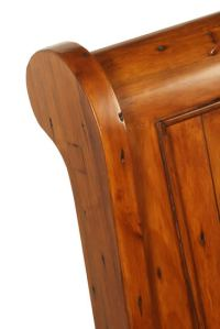 Reclaimed Wood Furniture - Salvaged Wood Bedroom Furniture ...