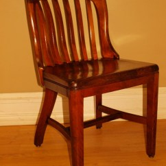 Antique Mahogany Office Chair Wine Barrel Adirondack Chairs Sikes Company Desk
