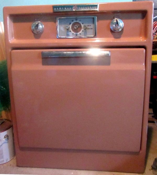 Vintage Western Holly Wall Oven - Year of Clean Water