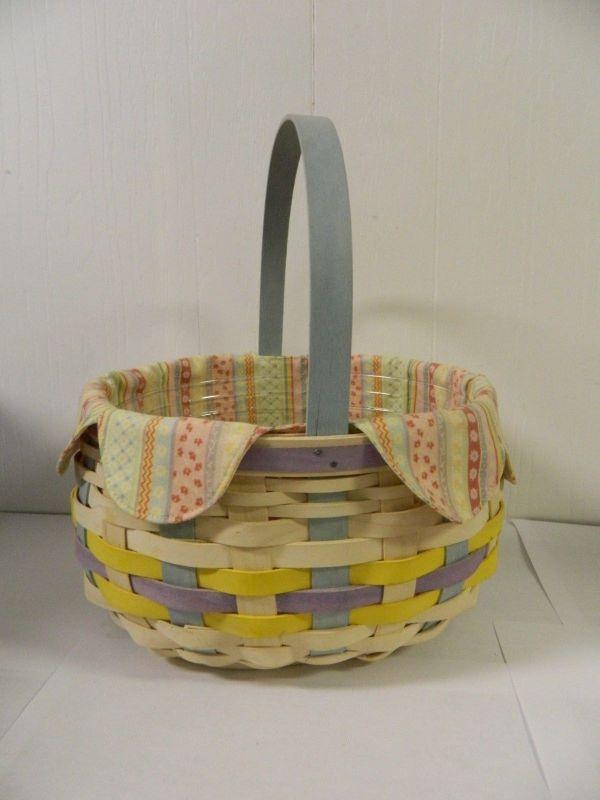 2008 Longaberger Easter Basket