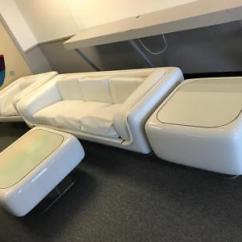 Steelcase Sofa Platner Big W Children S Fold Out Soft Seating Chair Set Warren Fiberglass Modern White
