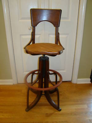 kitchen step stool with seat cheap ideas antiques & collectibles -- chair furniture