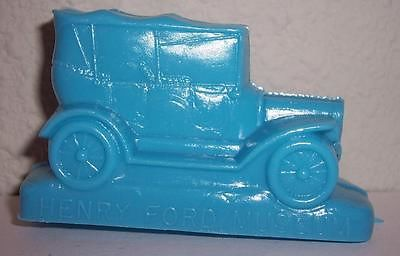 Mold A Rama Toy Henry Ford Museum Dearborn Michigan Aqua