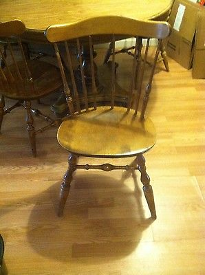 old fold up rocking chair antique tiger oak antiques & collectibles -- furniture