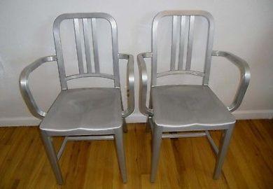 Vintage Emeco Chair Ebay