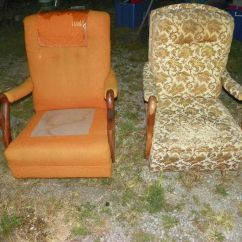 Antique Rocking Chairs Without Arms Glider Chair Price Guide