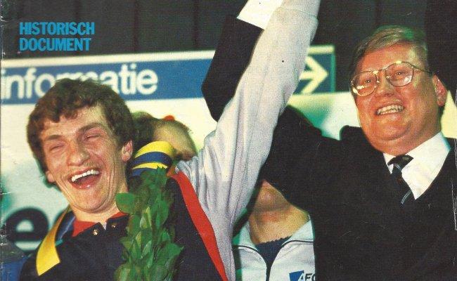 Elfstedentocht 1985 Schaatstijdschrift