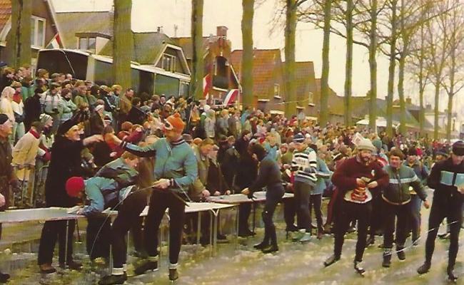 Elfstedentocht 1985 De Elfstedenkoorts In Woord En Beeld