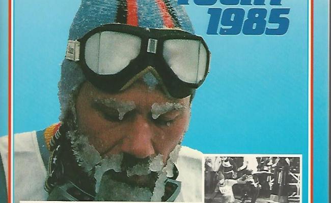 Elfstedentocht 1985 De Tocht Van 21 Februari In Woord En Beeld