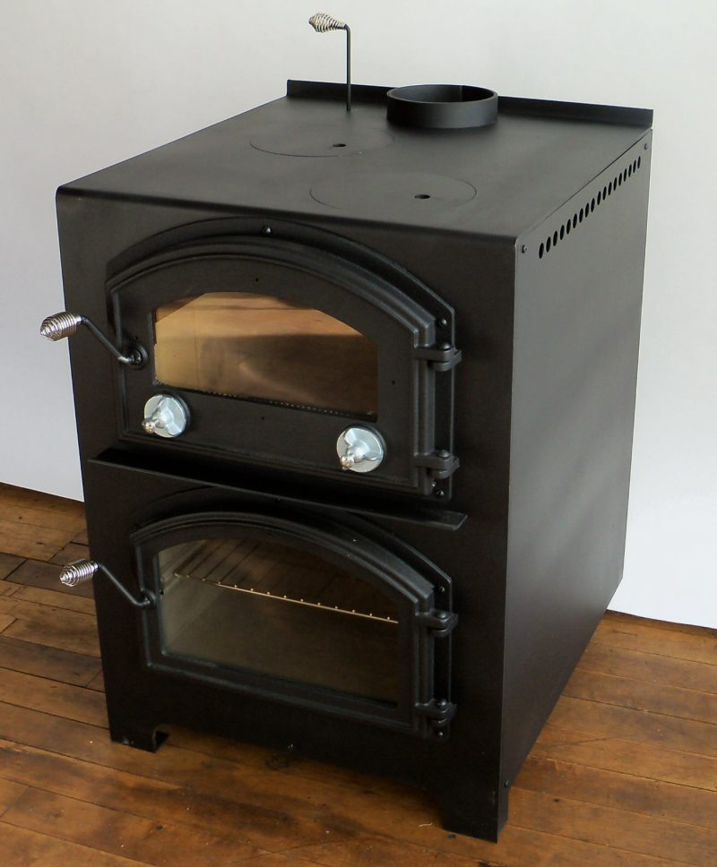 kitchen cook stoves extractor hood wood queen ashland bakers oven