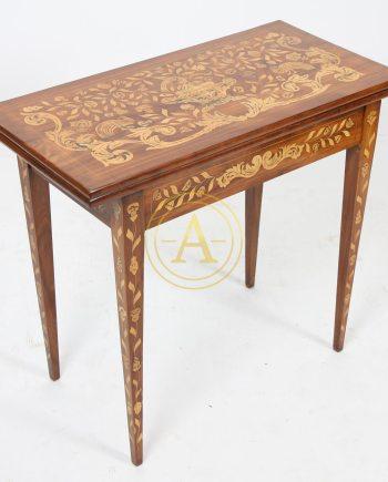 TABLE A JEUX HOLLANDAISE