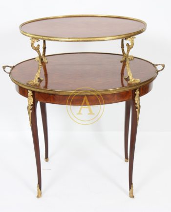 ELEGANTE TABLE A THE LOUIS XV