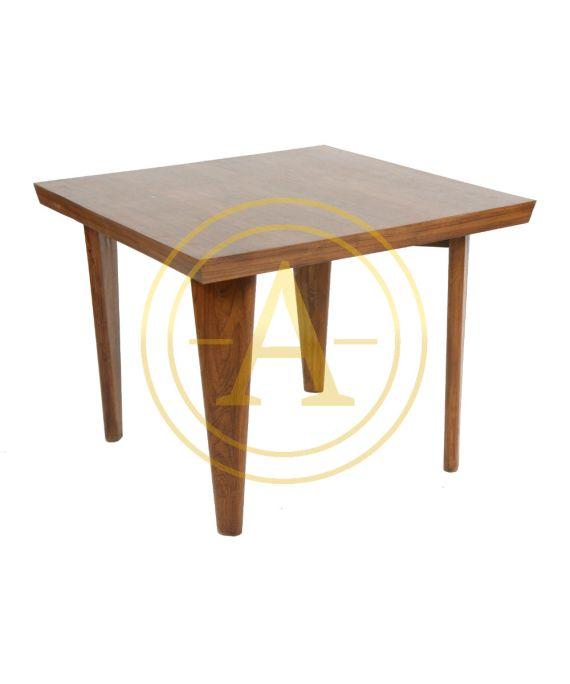 """""""SQUARE TABLE"""" DE Pierre JEANNERET"""