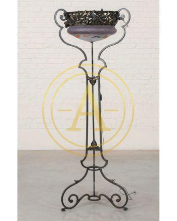 LAMPADAIRE de Georges THIRION (1882-1946)