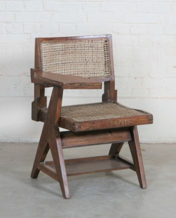 """STUDENT CHAIR"" de Pierre Jeanneret (1896-1967)"