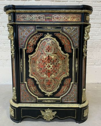 "MEUBLE D'APPUI ""BOULLE"" NAPOLEON III"
