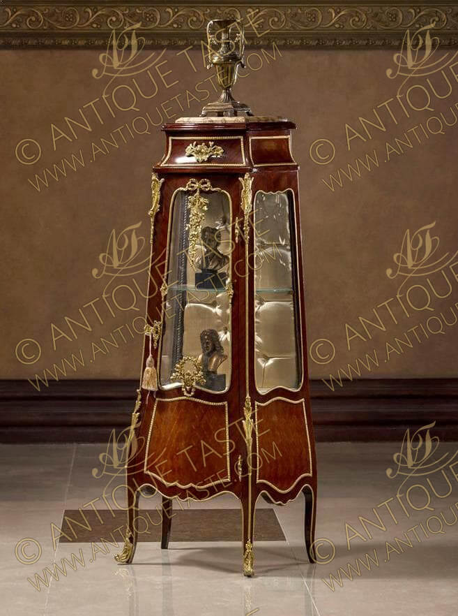 Sumptuous French Antique Furniture Reproductions  Antique