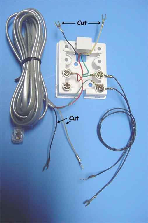 Wiring Phone Line Australia