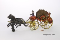 Kenton Toy for sale- Fire Hose Reel No 870 - Antique Toys ...