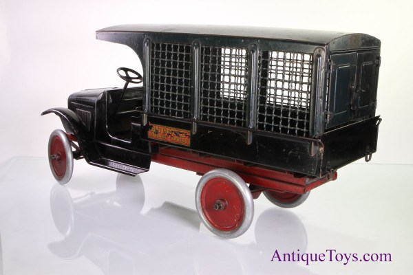 Buddy L Express Truck Sold - Antique Toys