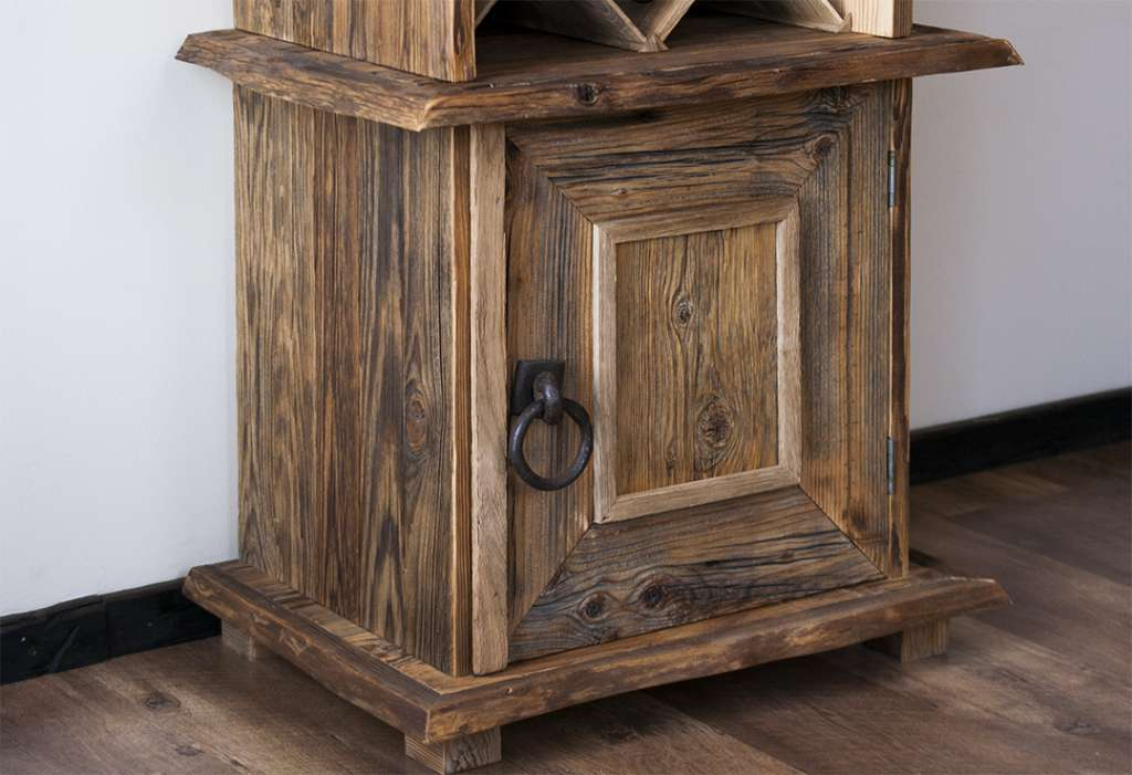 Reclaimed Wood Cabinets Collection  Home Living Now  32302