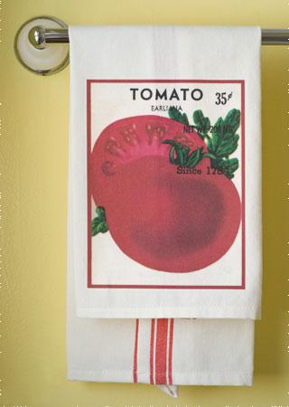 Tomato Towel