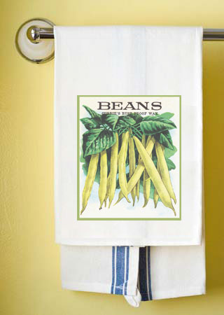 Wax Bean Towel