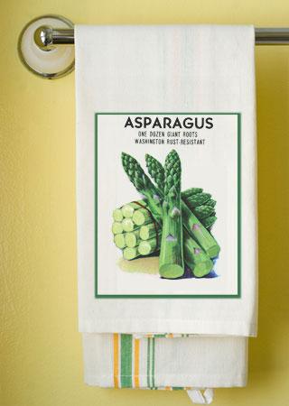 Asparagus Towel
