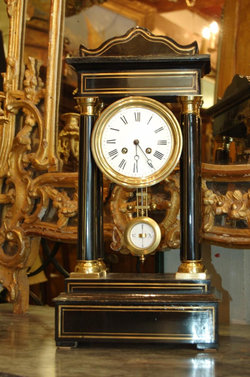 Pendule Colonnades En Tat De Marche 53 873