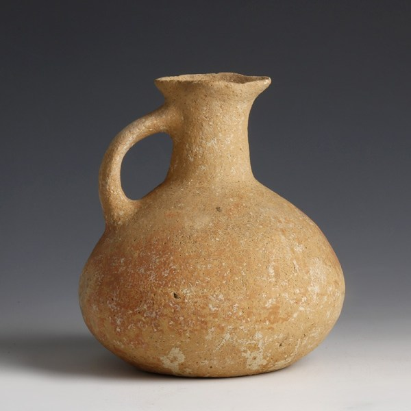 Holy Land Jug with Trefoil Mouth