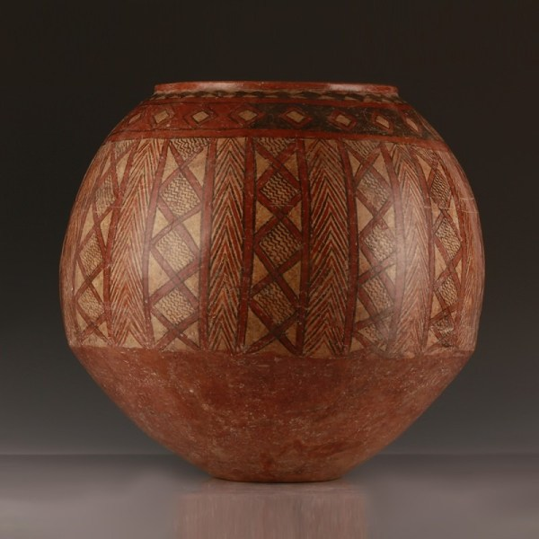 Magnificent Pre-Urartian Pottery Jar
