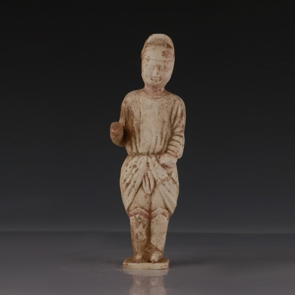Tang Dynasty Pottery Groom