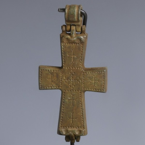 Byzantine Enkolpion with St. John