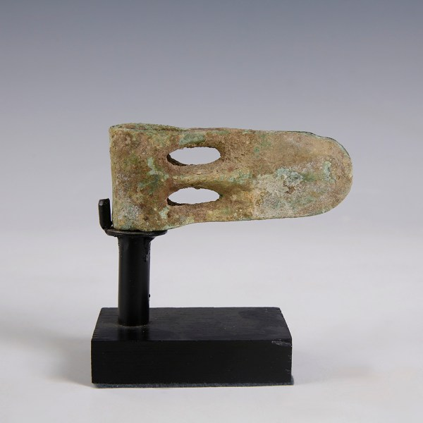 Canaanite Duck-Billed Bronze Axe Head