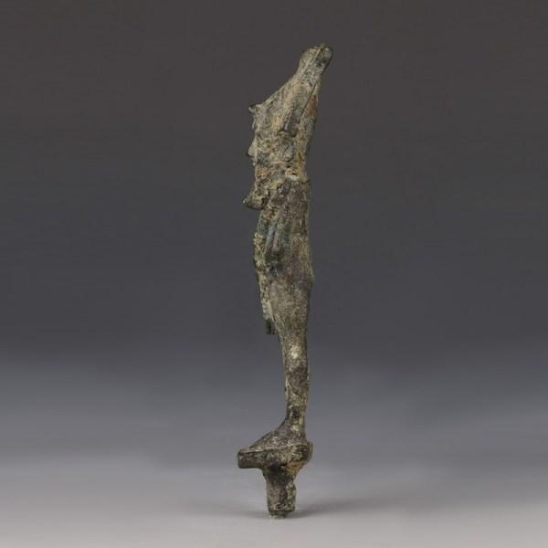 Egyptian Bronze Osiris