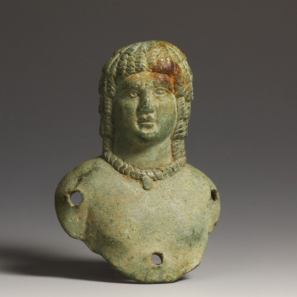 Roman Head of a Greek-Egyptian Male