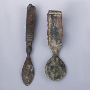 Roman bronze scalpels