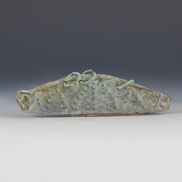 Romano-Celtic Bronze Razor