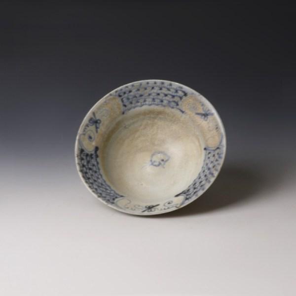 Tek Sing Blue and White Circular Bowl