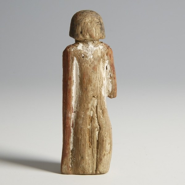 Egyptian Middle Kingdom Wood Servant